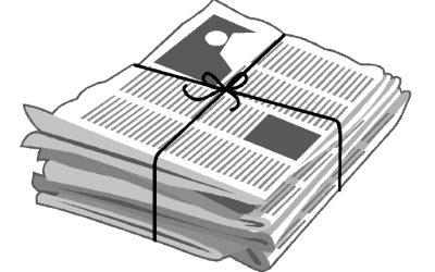Akcija zbiranja starega papirja