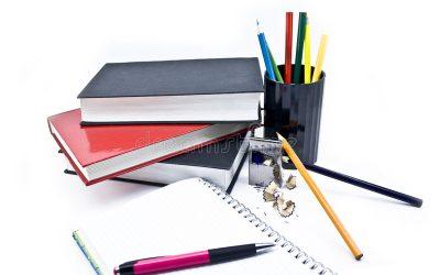 Seznami šolskih potrebščin za šolsko leto 2021/22